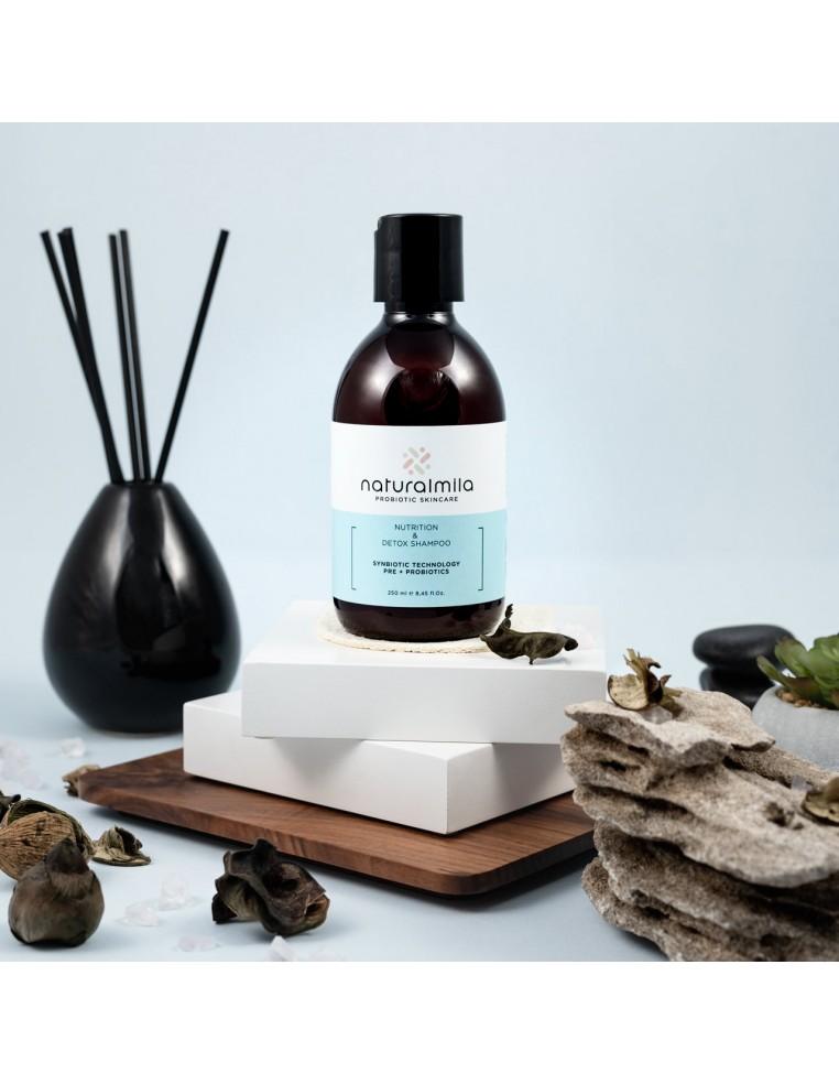 Shampoo probiotico nutriente & detossificante