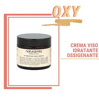 Crema viso probiotica idratante ossigenante